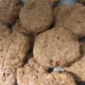 痩せるオートミールクッキー! 小麦粉バター砂糖×