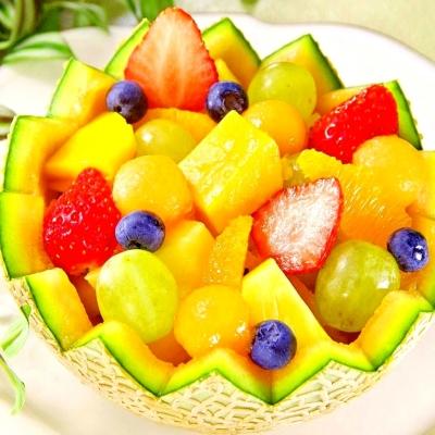 ダイエット中こそ食べたい果物!夏のおいしい食べ方は?