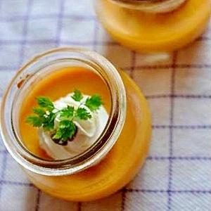 色んな味の「かぼちゃプリン」