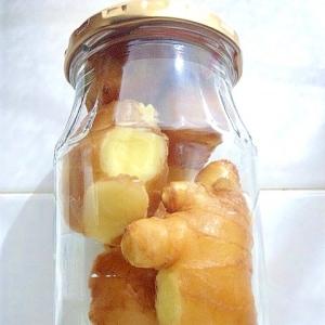 【便利 保存法】生姜を冷蔵で長持ちさせる保存法