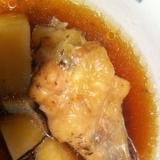 シリコンスチーマーで手羽元と根菜の煮物