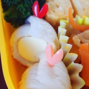 ★お弁当に♪チーズちくわ★