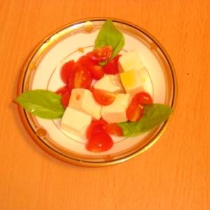 イタリアンマヨ豆腐トマト