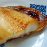 トースターで焼き魚 ほっけ焼き