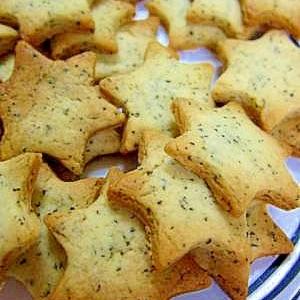 簡単おやつ、ティーパックでクッキー