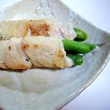 ◆◇◆お弁当に♪インゲンの豚肉巻き◆◇◆