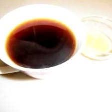まろやか♪はちみつコーヒー