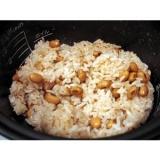 赤豆大豆で簡単豆ご飯