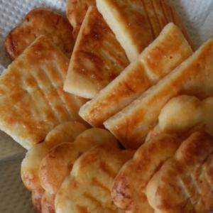 アーモンドサブレ・ちょっとリッチなクッキー