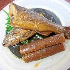 究極のアユ☆骨まで食べられる甘露煮