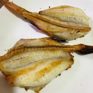 美味しい冷凍の連子鯛の焼き方
