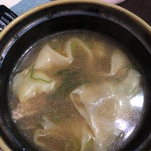 ワンタンスープ(^^)