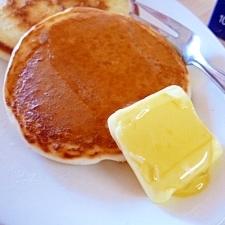 ノン卵♪パンケーキ