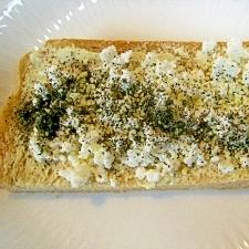 カッテージチーズ&ごま&粉チーズ ❤パン❤