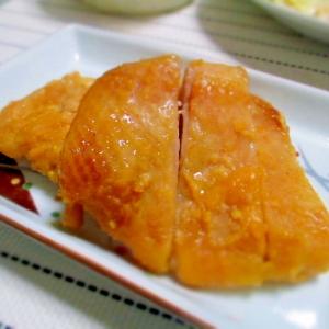 ご飯がとまらない☆鶏もも肉の味噌漬け焼き
