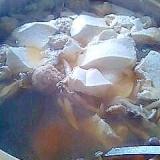 牛肉たっぷりの芋煮