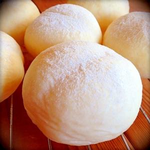 ふわっふわ♪ハイジの白パン