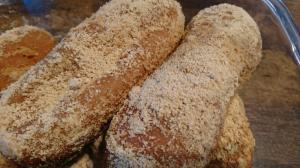 簡単!きな粉揚げパン