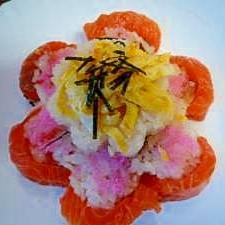 ひな祭り❤ちょっとの工夫でお祝✿ちらし寿司