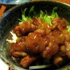 ☆ウチの鶏から丼☆