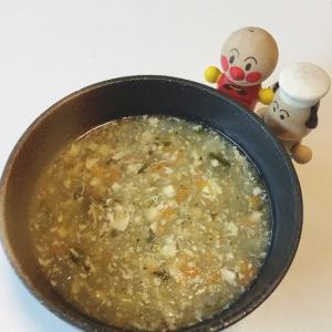 具だくさん野菜あんかけ♡離乳食に♡冷凍保存◎