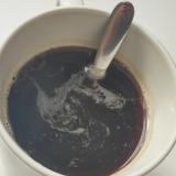 メイプルシロップが隠し味★カラメル風味のコーヒー