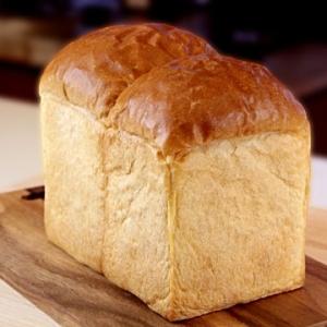 【ママパン】春よ恋100を使った山型食パン