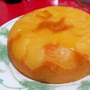 炊飯器で簡単☆リンゴケーキ