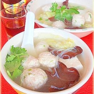 ☆★鶏団子のスープ♪★☆