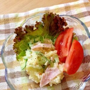 簡単☆黒瀬スパイスのポテトサラダ♪