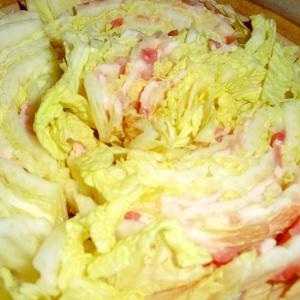 """簡単♪我が家の""""白菜と豚バラのミルフィ―ユ"""""""