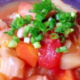 カルディレシピ☆「和風ポトフ♪」野菜×ベーコン