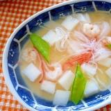 茶碗蒸し風スープ