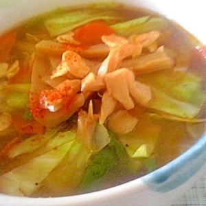 コチジャン野菜deピリ辛スタミナ味噌ラーメン