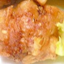 手間なし★鶏の塩から揚げ