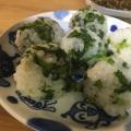 大根葉の混ぜご飯
