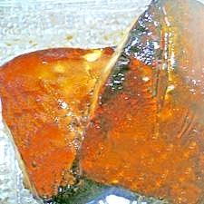 くさみ抜き&フライパンで簡単★さばの味噌焼き