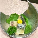 お買い得品★冷凍塩鯖の竜田揚げ