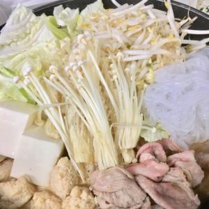 とり野菜みそ鍋〜〆は雑炊で〜