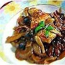 ★クリスマスディナー2010鶏肉のデミグラスソース