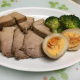圧力鍋でチャーシュー☆豚もも肉
