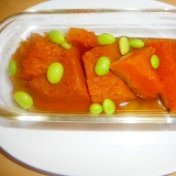 レンジで簡単 ★がぼちゃ煮★
