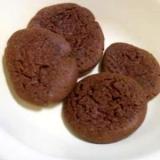 レンチンで楽チン!手作りチョコクッキー