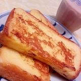 ふわふわ☆簡単フレンチトースト