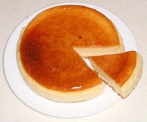どっしり濃厚!ニューヨークチーズケーキ