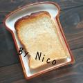 ジャスミンティーで作る香りの良い食パン(HB)