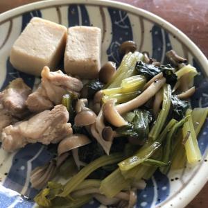 【幼児食】鶏肉と高野豆腐のくたくた煮