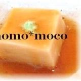 濃厚♪ピーナツ豆腐