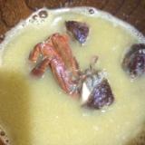モクズガニのお味噌汁(*^^*)