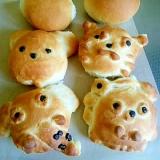動物たちの、パン